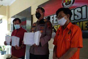 Gelapkan Dana 203 Pedagang Pasar Kembang, Tersangka Mengaku Dana Telah Disetorkan ke Koperasi