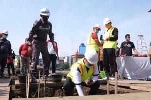 Jelang Akhir Jabatannya, Wali Kota Solo Titip Proyek Pasar Legi