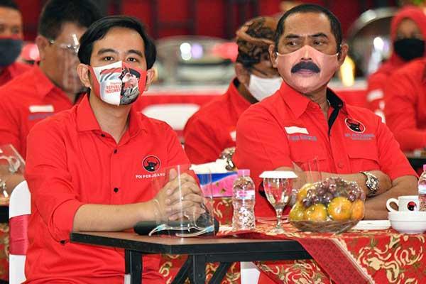 Jelang Debat Perdana Pilkada Solo, Rudy Pimpin Rombongan Gibran-Teguh?