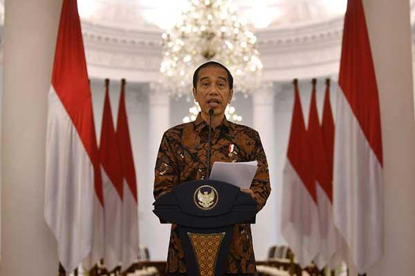 Jokowi Sebut Kasus Aktif dan Kesembuhan Covid-19 Memburuk Semuanya