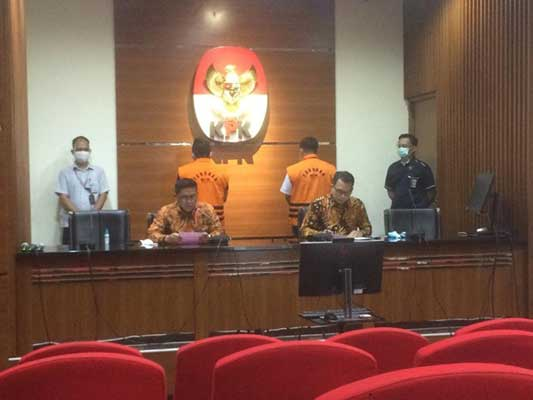 KPK Langsung Tahan Stafsus Menteri KKP Edhy Prabowo