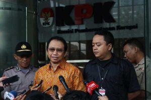 KPK Periksa Eks Ketua DPR RI Marzuki Alie Sebagai Saksi Kasus Mahkamah Agung