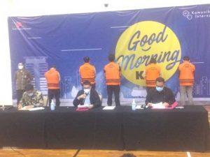 KPK Tahan 5 Tersangka di Kasus Kementerian KKP