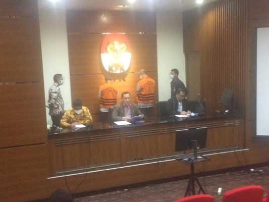 KPK Tahan Wali Kota Cimahi Ajay Muhammad Priatna