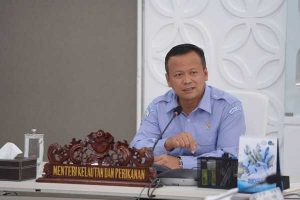 KPK Tangkap Menteri Kelautan dan Perikanan Eddy Prabowo