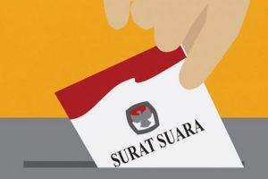KPU Solo Temukan 1.061 Surat Suara Pilkada 2020 Rusak
