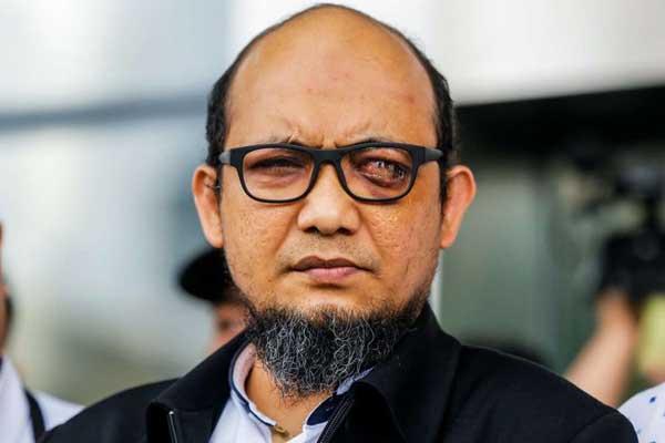 Novel Baswedan Ikut Pimpin Satgas Penangkapan Menteri Edhy Prabowo
