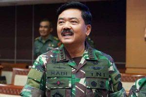 Panglima TNI Hadi Tjahjanto Resmi Jadi Ketua MWA UNS