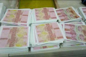 Polres Boyolali Tangkap 4 Orang Pengedar Uang Palsu