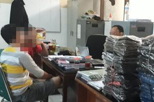 Satpol PP Solo Periksa 13 PKL Bermobil Untuk Selidiki Pungli Pasar Klewer