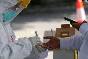 Sebanyak 353 Petugas Pengawas Pemilu Sragen Lakukan Rapid Test, 10 Orang Reaktif