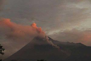 Status Tanggap Darurat Erupsi Gunung Merapi di Klaten Diperpanjang Sepekan