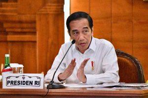 UU Cipta Kerja Resmi Ditandatangani Presiden Jokowi