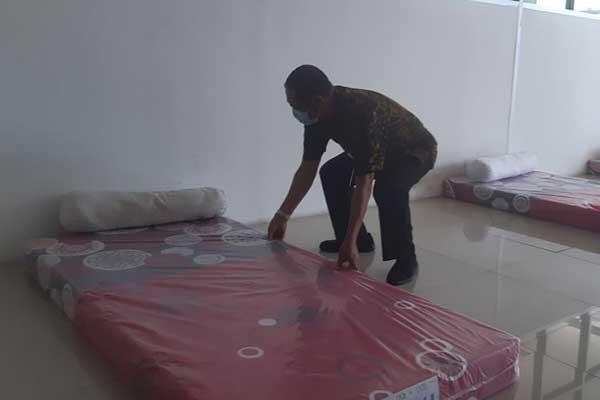 "Sadar Protokol, Pemudik Asal Jakarta Lapor ke Satgas ""Jogo Tonggo"""