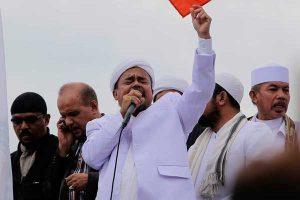 Habib Rizieq Tersangka, FPI Solo Beri Saran Pada Pendukung