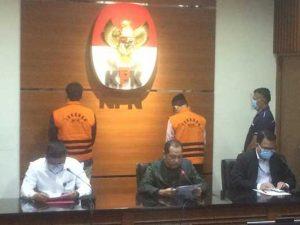 KPK Tahan 2 Tersangka Kasus SPAM Kementerian PUPR