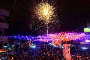 Kapolresta Solo Larang Segala Bentuk Perayaan Tahun Baru