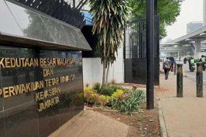 Parodi Indonesia Raya, Pemerintah Lapor Ke Polisi Malaysia