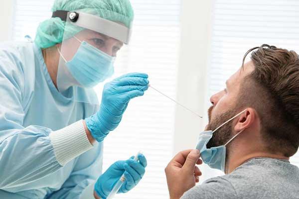 Sragen Dapat Bantuan 400 Alat Rapid Test Antigen