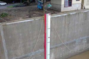 Sejumlah Rumah Warga di Kampung Putat Tergenang Akibat Sungai Bengawan Solo Meluap