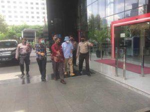 Sempat Mangkir Tanpa Alasan, KPK Jemput Paksa Eks Direktur PT Garuda Indonesia