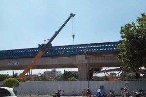 Wali Kota Solo Pastikan Jadwal Fungsional Flyover Purwosari Solo Tetap 21 Desember