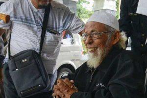 Abu Bakar Ba'asyir Sudah Bebas Pagi Ini