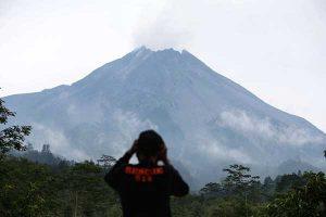 BPPTKG Sebut Gunung Merapi Masuki Fase Erupsi 2021