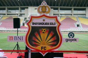 Bhayangkara Solo FC Usulkan Musim Kompetisi 2020 Disudahi