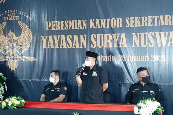 Gagal Di Pilkada Solo, Ormas Tikus Pithi Targetkan Kursi Gubernur Jateng