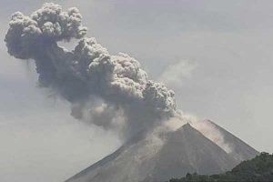Hari Ini Gunung Merapi Muntahkan Lava Pijar 15 Kali