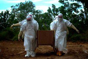 Lahan Pemakaman Jenazah Covid-19 di Solo Mulai Penuh