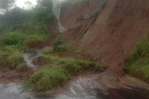 Musibah Tanah Longsor Terjadi di Lereng Timur Merapi
