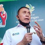 PSSI Resmi Berhentikan Shopee Liga 1 2020