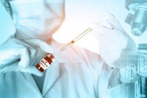 Puluhan Nakes di Solo Absen Saat Vaksinasi