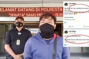 Sebarkan Fitnah soal Tabrak Lari di Overpass Manahan via Sosmed, Pemilik Akun Meminta Maaf