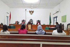 Terdakwa Pembunuhan Banyuanyar Solo Divonis Seumur Hidup