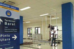 Convention Hall Di Terminal Tirtonadi Solo Selesai Dibangun