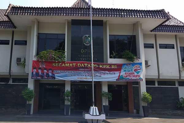 DPRD Karanganyar Monitoring Pembangunan Masjid Agung
