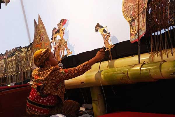 Festival Dalang Cilik Solo Digelar Terbatas