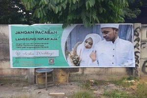 Heboh Aisha Weddings, Anjurkan Nikah Usia 12 Tahun hingga Siri