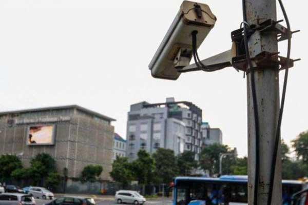 Hidupkan Lagi e-Tilang di Solo, Jumlah CCTV Akan Ditambah