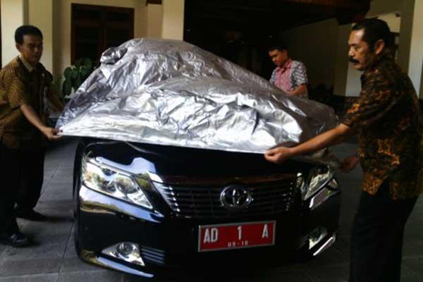 Jabat Wali Kota dan Wakil Wali Kota, Gibran-Teguh akan Pakai Mobil Dinas Lama