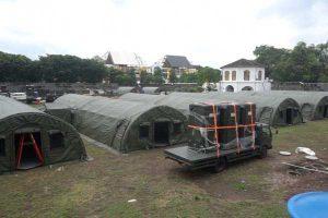 Listrik RS Darurat di Benteng Vastenburg Akan Disuplai PLN Solo
