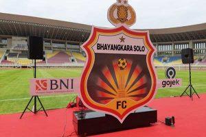 Manajemen Bhayangkara Solo FC Ubah Eks Mes Peris Solo Jadi Kantor