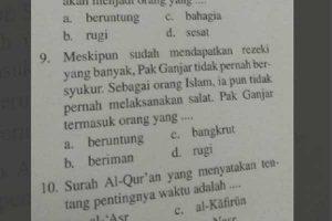 "Muat Kalimat ""Pak Ganjar Tak Pernah Bersyukur"", Penerbit Dilaporkan Ke Polisi"