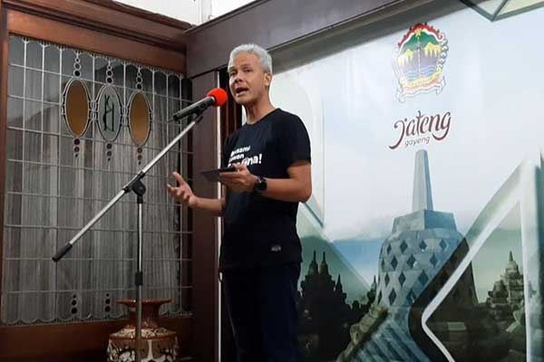 PPKM Mikro akan Diterapkan 9 Februari, Ganjar: Jateng Siap