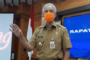 Pelantikan Kepala Daerah di Jateng, Ganjar: Belum Ada Informasi dari Mendagri