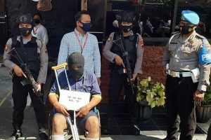 Pembunuh Satu Keluarga di Sukoharjo Dituntut Mati