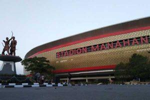 Pengelola Stadion Manahan Solo Belum Terima Pemberitahuan Soal Venue Piala Menpora